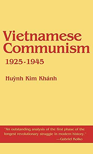 9780801413698: Vietnamese Communism 1925-1945