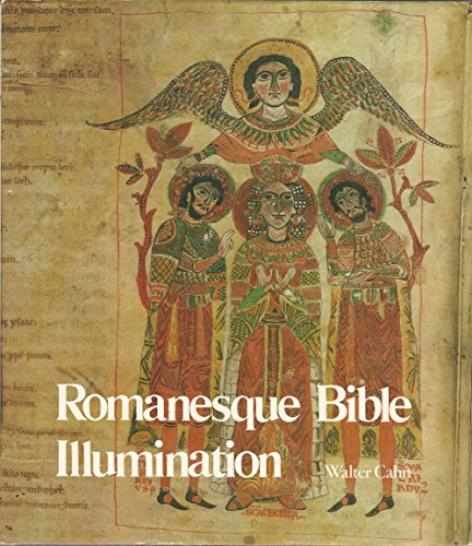 9780801414466: Romanesque Bible Illumination