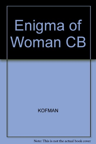9780801415098: Enigma of Woman CB (English and French Edition)