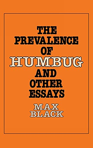 9780801415142: The Prevalence of Humbug and Other Essays