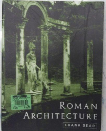 9780801415913: Roman Architecture