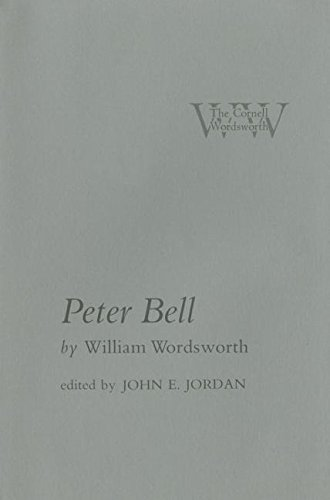 Peter Bell (The Cornell Wordsworth): Wordsworth, William