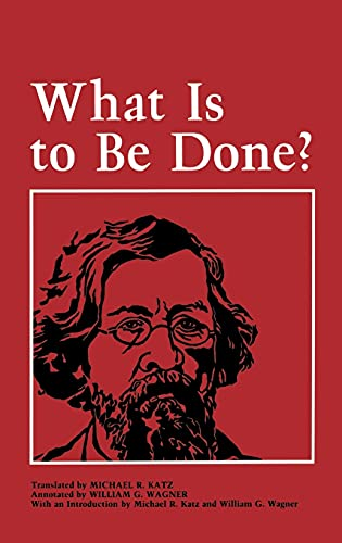 9780801417443: What Is to Be Done? (English and Russian Edition)