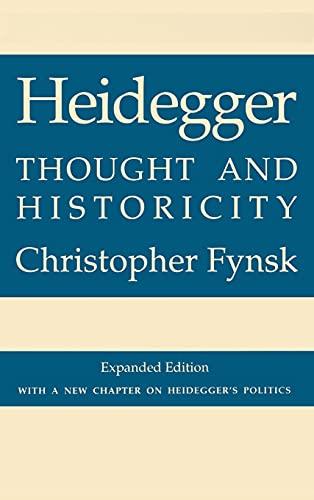 9780801418792: Heidegger Thot & Historic CB