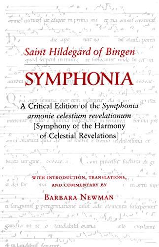 9780801420092: Symphonia: A Critical Edition of the Symphonia Armonie Celestium Revelationum (Symphony of the Harmony of Celestial Revelations)