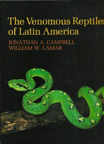 9780801420597: The Venomous Reptiles of Latin America (Comstock Book)