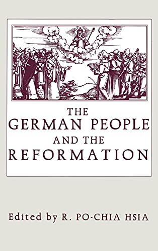 9780801420641: The German People and the Reformation