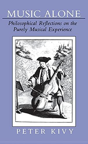 Music Alone: Kivy, Professor of