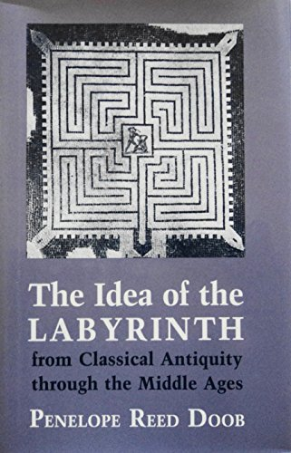 9780801423932: The Idea of the Labyrinth: From Classical Antiquity Through the Middle Ages