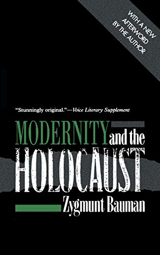 9780801423970: Modernity & Holocaust CB