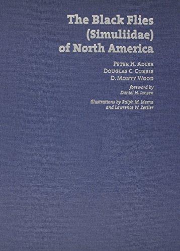 The Black Flies (Simuliidae) of North America: Peter H. Adler;