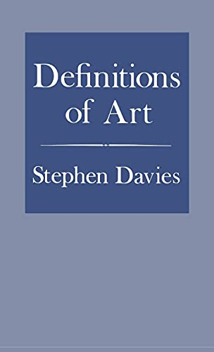 9780801425684: Definitions of Art