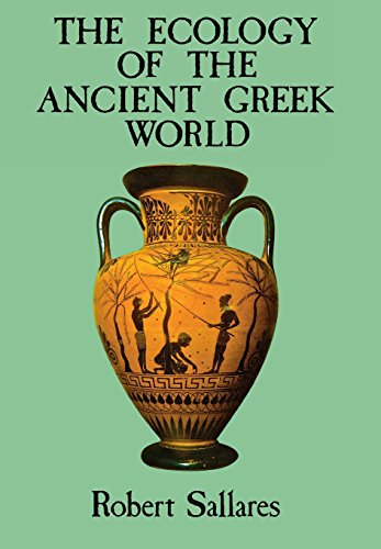 The Ecology of the Ancient Greek World.: SALLARES, R.,