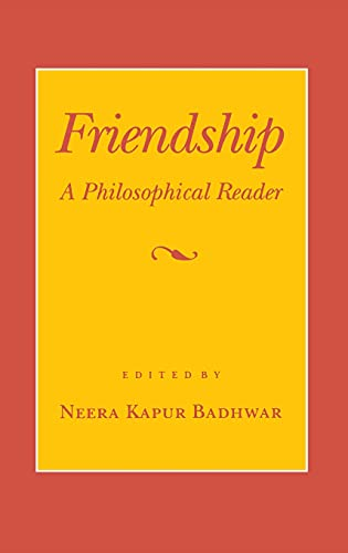 9780801428548: Friendship: A Philosophical Reader