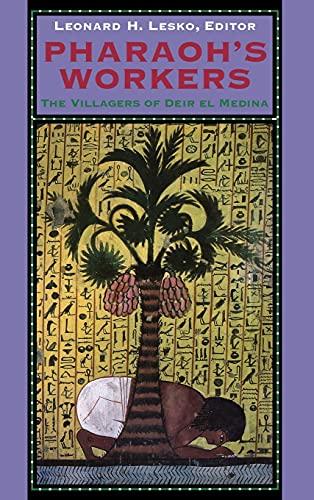 9780801429156: Pharaoh's Workers: The Villages of Deir El Medina