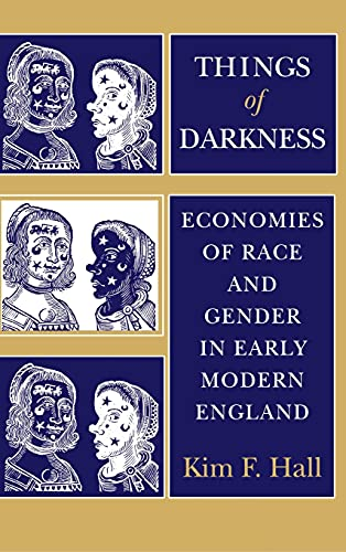 9780801431173: Things of Darkness: Economies of Race and Gender in Early Modern England