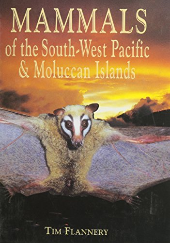 9780801431500: Mammals of the South-West Pacific and Moluccan Islands (Analysis; 230)