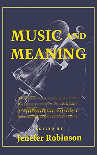 9780801432996: Music & Meaning