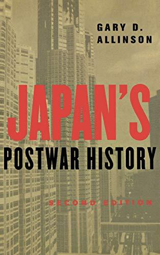 9780801433122: Japan's Postwar History (Communications Technologies)
