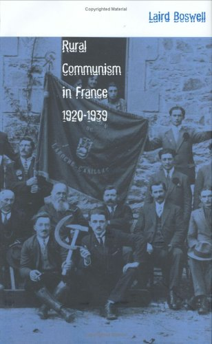9780801434211: Rural Communism in France, 1920-1939
