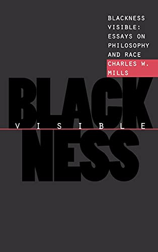 9780801434679: Blackness Visible: Essays on Philosophy and Race