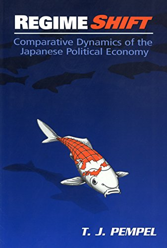 9780801435324: Regime Shift: Comparative Dynamics of the Japanese Political Economy (Cornell Studies in Political Economy)