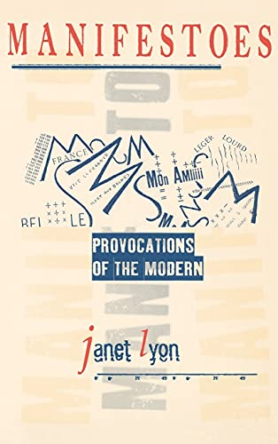 9780801436352: Manifestoes: Provocations of the Modern