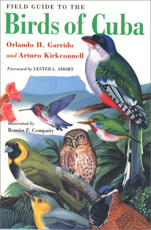 9780801437182: Field Guide to the Birds of Cuba (Comstock Books)