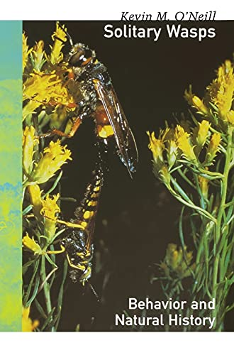 9780801437212: Solitary Wasps: Behavior and Natural History (Cornell Series in Arthropod Biology)