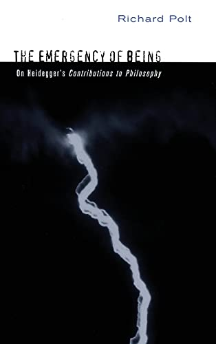 9780801437328: The Emergency of Being: On Heidegger's Contributions to Philosophy