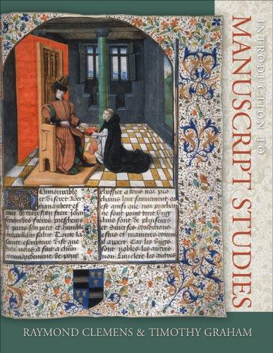 9780801438639: Introduction to Manuscript Studies