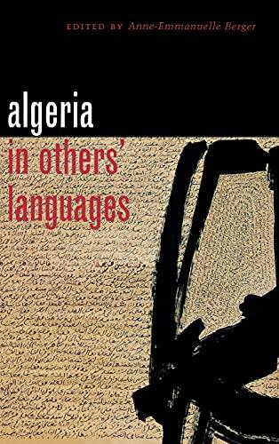 9780801439193: Algeria in Others' Languages