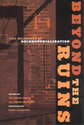 9780801439216: Beyond the Ruins: The Meanings of Deindustrialization (Ilr Press Books)