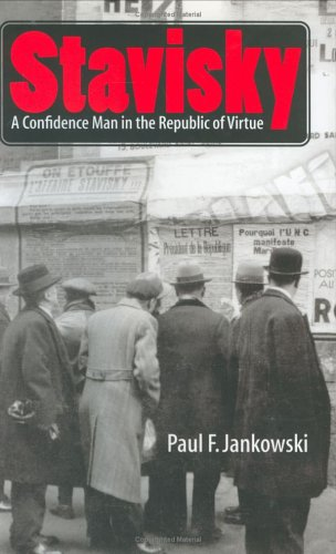 9780801439599: Stavisky: A Confidence Man in the Republic of Virtue