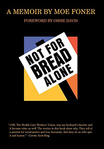 9780801440618: Not for Bread Alone: A Memoir
