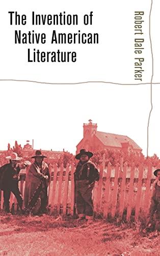 9780801440670: The Invention of Native American Literature
