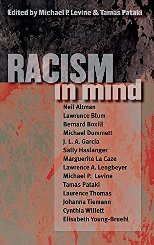 9780801442315: Racism in Mind