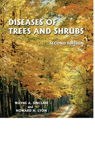 Diseases of Trees and Shrubs, Second Edition (Comstock Book): Wayne Sinclair; Howard H. Lyon