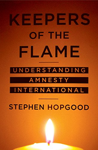 9780801444029: Keepers of the Flame: Understanding Amnesty International