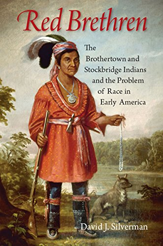 9780801444777: Red Brethren: The Brothertown and Stockbridge Indians and the Problem of Race in Early America