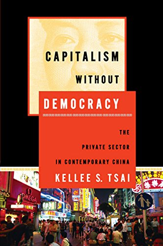 9780801445132: Capitalism Without Democracy: The Private Sector in Contemporary China: Version 2
