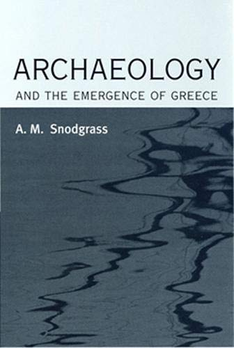 9780801445286: Archaeology and the Emergence of Greece
