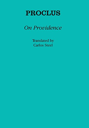9780801445330: On Providence (Ancient Commentators on Aristotle)