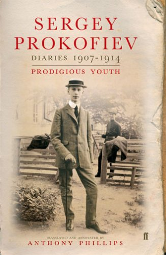 9780801445408: Diaries 1907-1914: Prodigious Youth