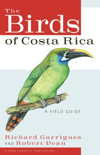 9780801445873: Birds Costa Rica Field Guide