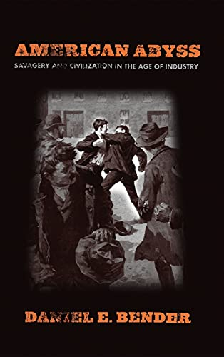 9780801445989: American Abyss: Savagery and Civilization in the Age of Industry
