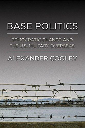 Base Politics (Hardcover): Alexander Cooley
