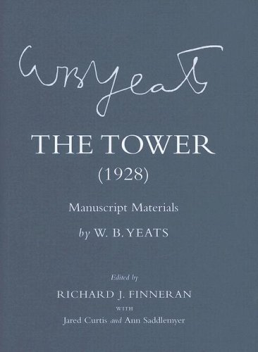 9780801446108: The Tower (1928),: Manuscript Materials (The Cornell Yeats)