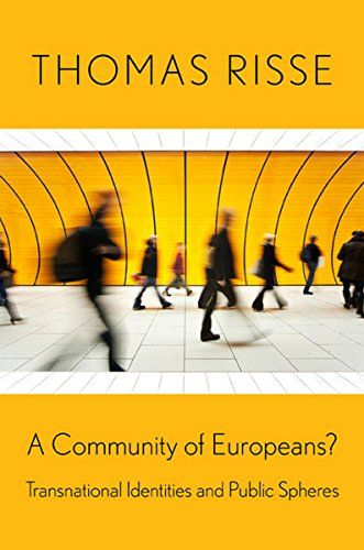 9780801446634: A Community of Europeans?: Transnational Identities and Public Spheres