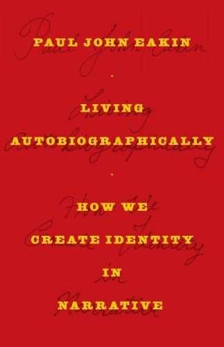 9780801447242: Living Autobiographically: How We Create Identity in Narrative